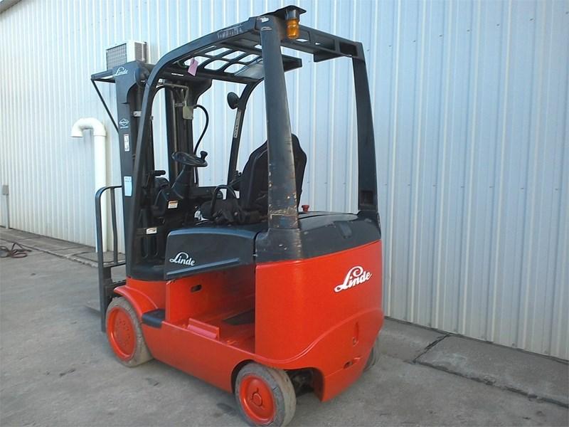 2007 Linde E20C-600 Image 3