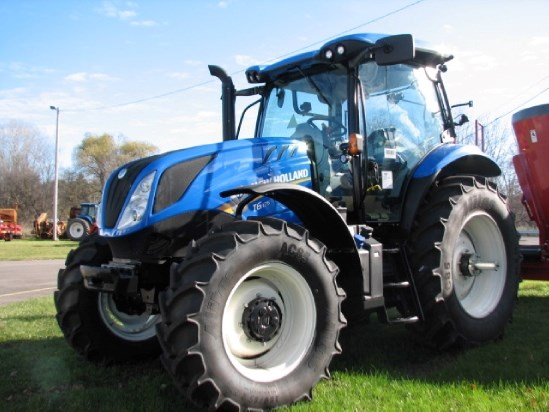 New Holland T6.175 NEW Image 1