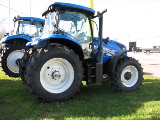 New Holland T6.175 NEW Image 4