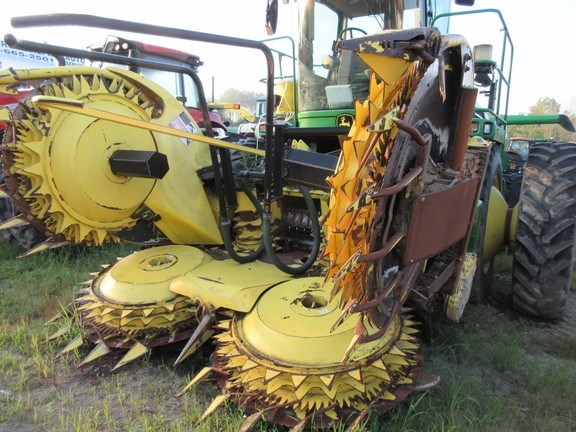 2013 John Deere 778 Forage Head-Rotary For Sale