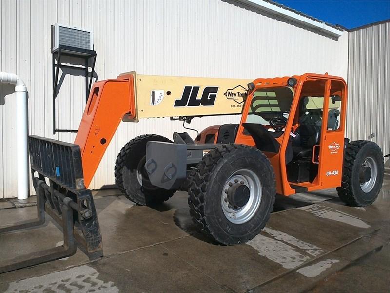 2007 JLG G9-43A Image 2
