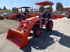 "Tractor For Sale 2021 Kubota B2601HSD - 54"" Bucket , 26 HP"