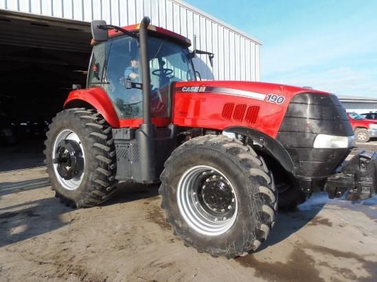 2013 Case IH 190 MAGNUM Tractor - Row Crop For Sale