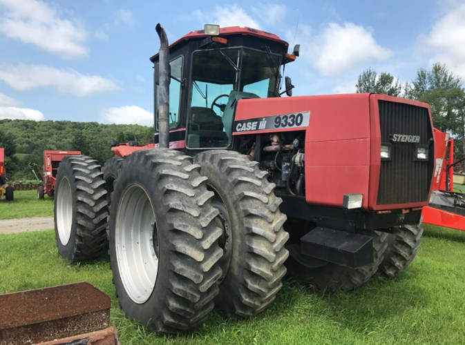 1997 Case IH STEIGER 9330 Tractor For Sale