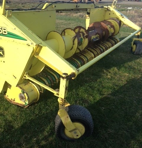 2004 John Deere 645B Forage Head-Windrow Pickup For Sale