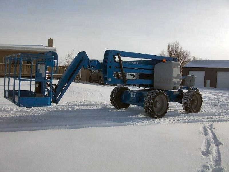 2008 Genie Z45/25IC Image 1