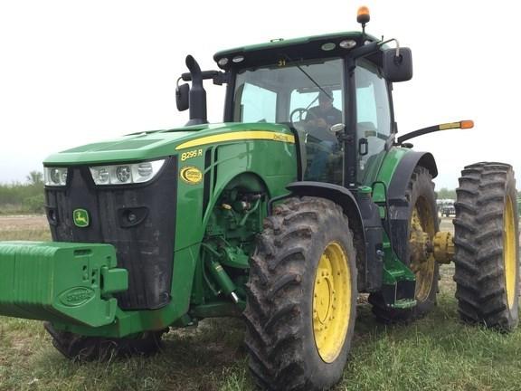 2014 John Deere 8295R Tractor For Sale
