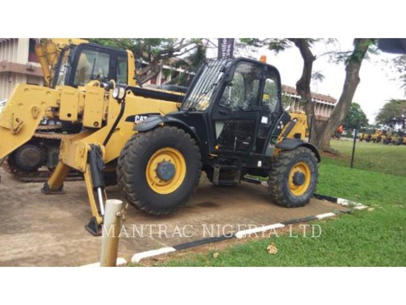 2010 Caterpillar TH417 Image 1