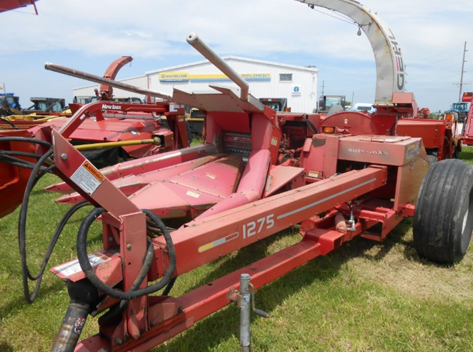 Gehl 1275 Forage Harvester-Pull Type For Sale