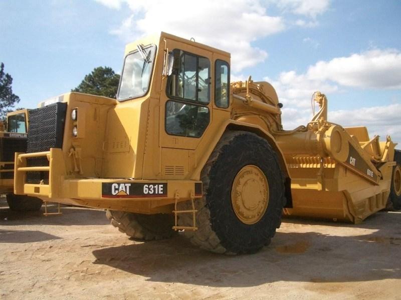 1990 Caterpillar 631E Image 2