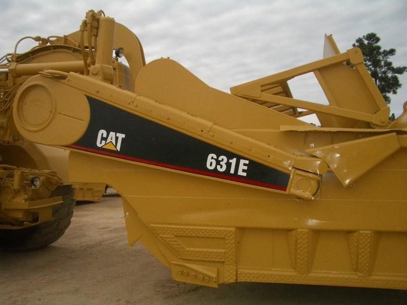 1989 Caterpillar 631E Image 11
