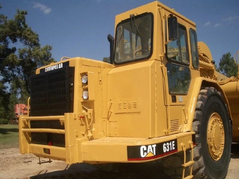 1988 Caterpillar 631E Image 2
