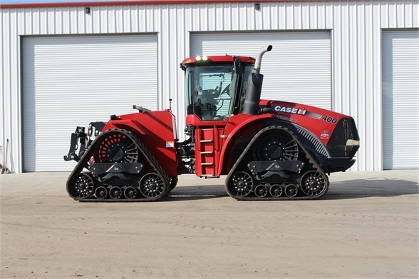 2014 Case IH STEIGER 400 ROWTRAC Image 1
