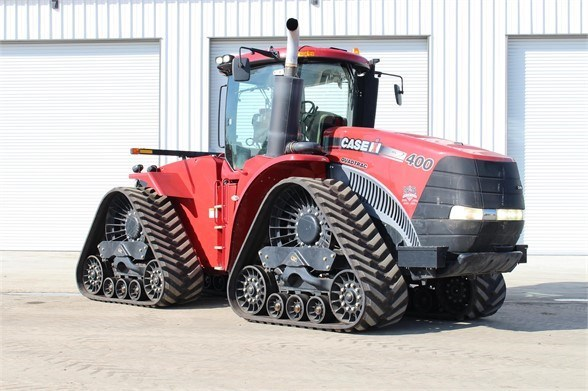 2014 Case IH STEIGER 400 ROWTRAC Image 2