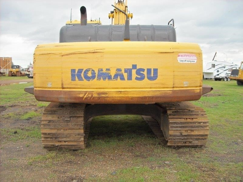 2006 Komatsu PC300 LC Image 5