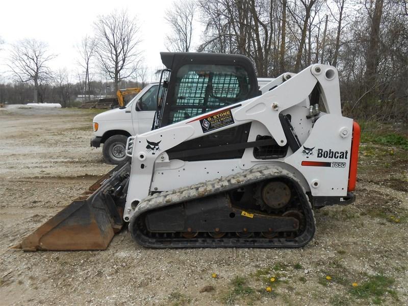2014 Bobcat T650 Image 2