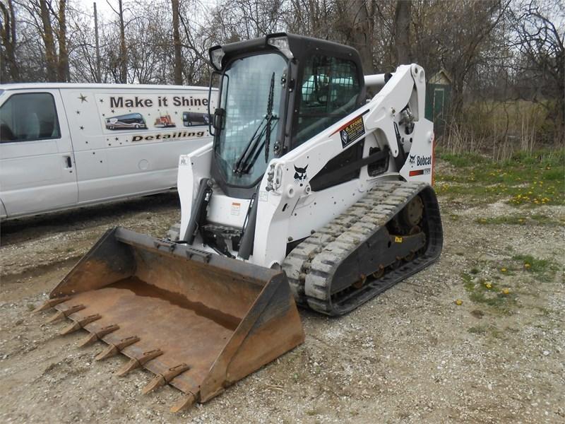 2014 Bobcat T650 Image 3