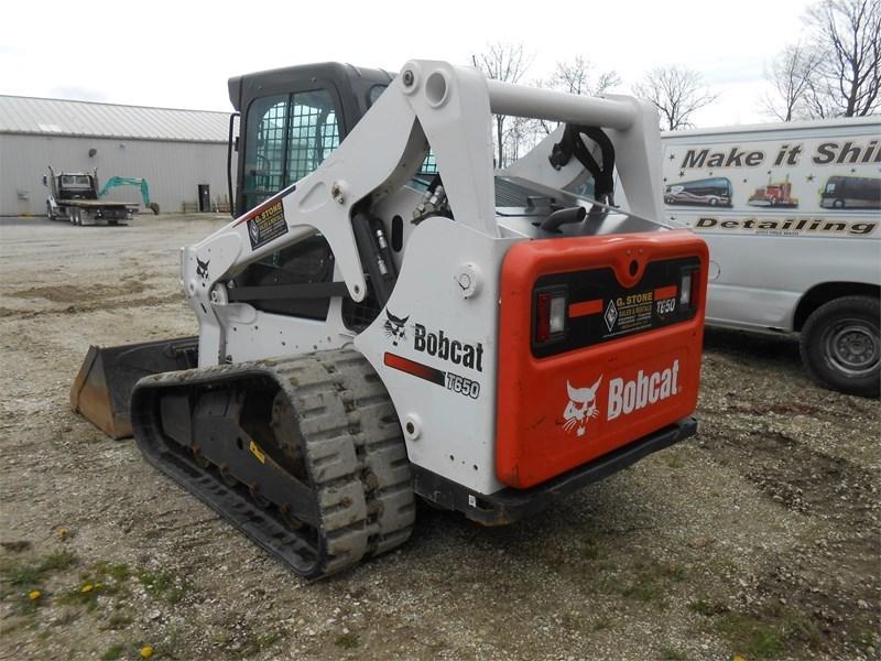 2014 Bobcat T650 Image 4