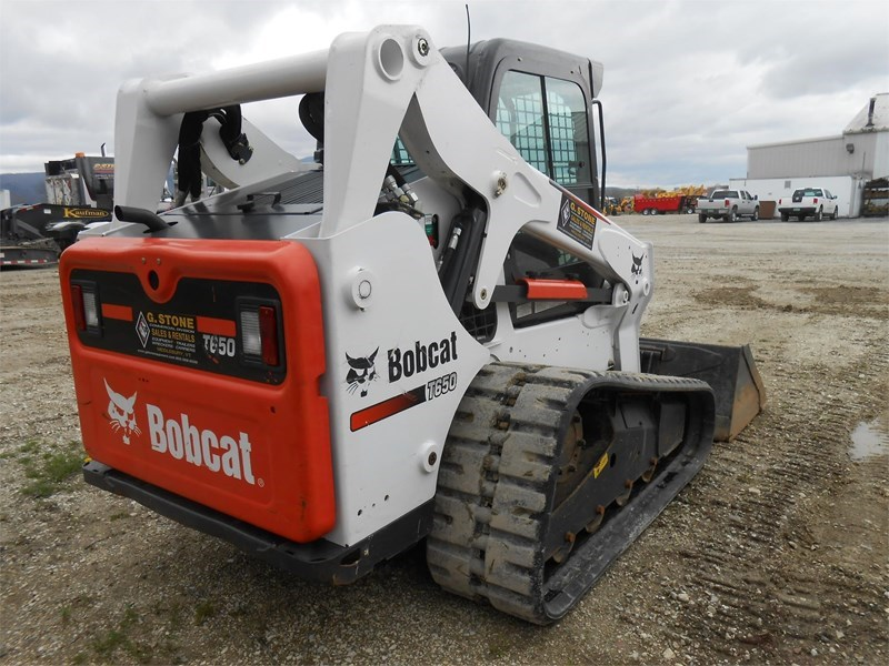 2014 Bobcat T650 Image 6