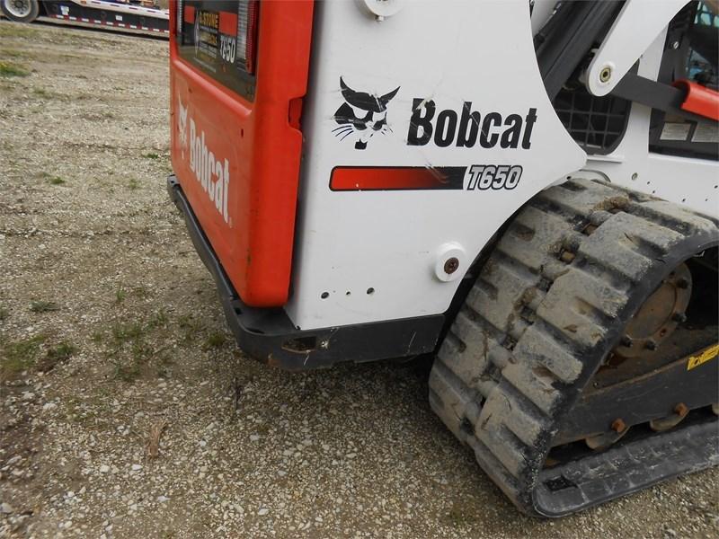 2014 Bobcat T650 Image 7