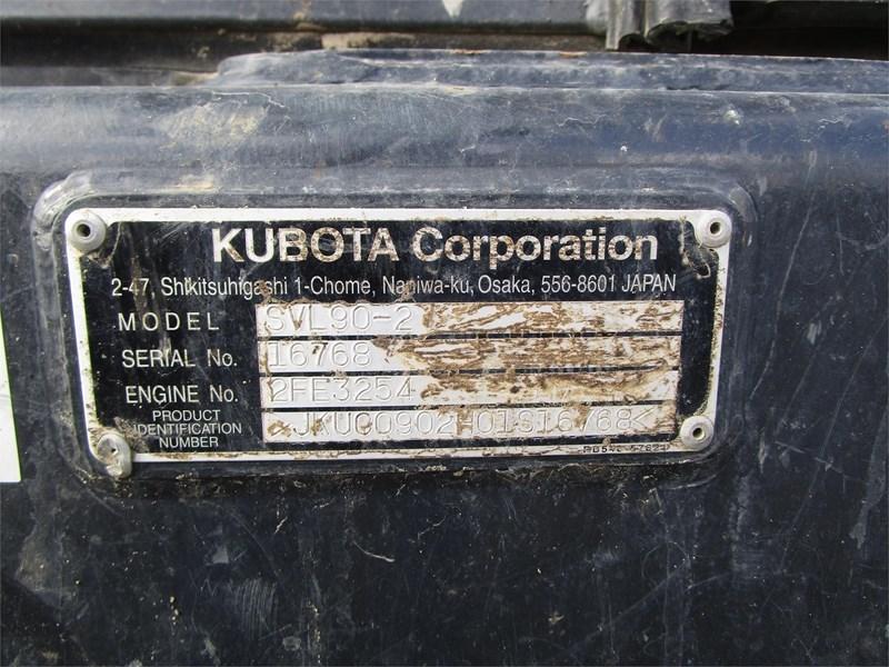 2016 Kubota SVL90-2 Image 34