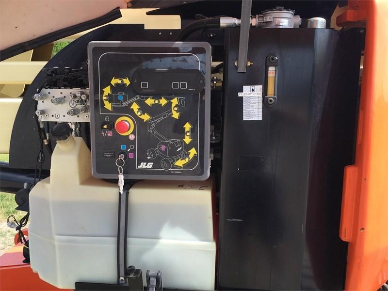 2012 JLG 450AJ II Image 13
