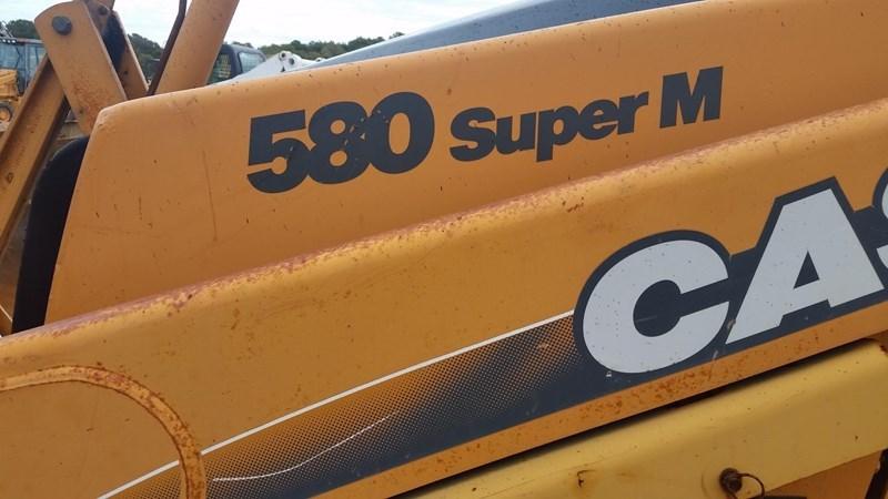 2001 Case 580SM Image 8