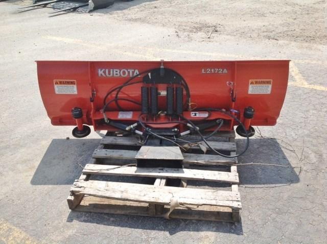2006 Kubota L2172A Image 4