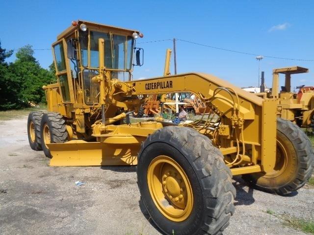 1975 Caterpillar 140G Image 13