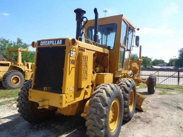 1975 Caterpillar 140G Image 15
