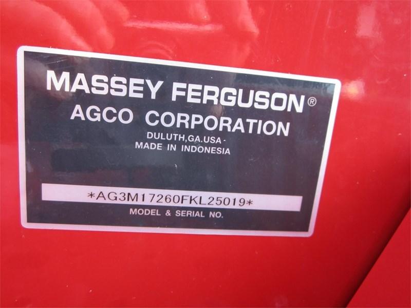 2018 Massey Ferguson 1726E Image 21