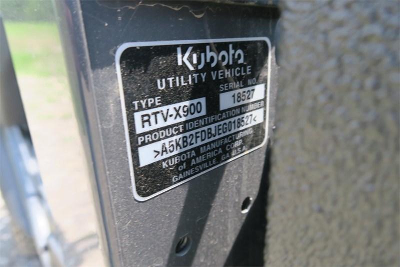 2014 Kubota RTV-X900 Image 13