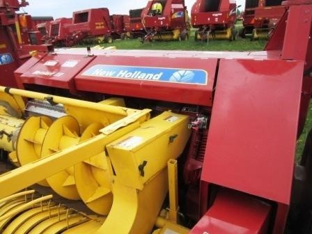 2013 New Holland FP240 Image 5