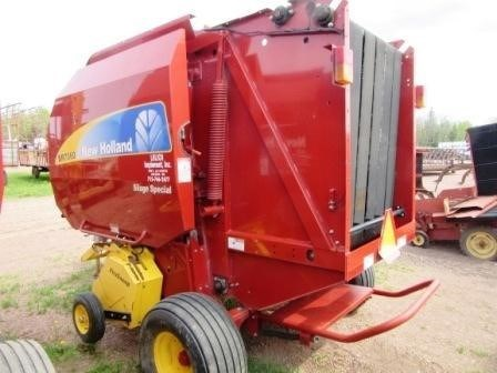 2008 New Holland BR7060 Image 5