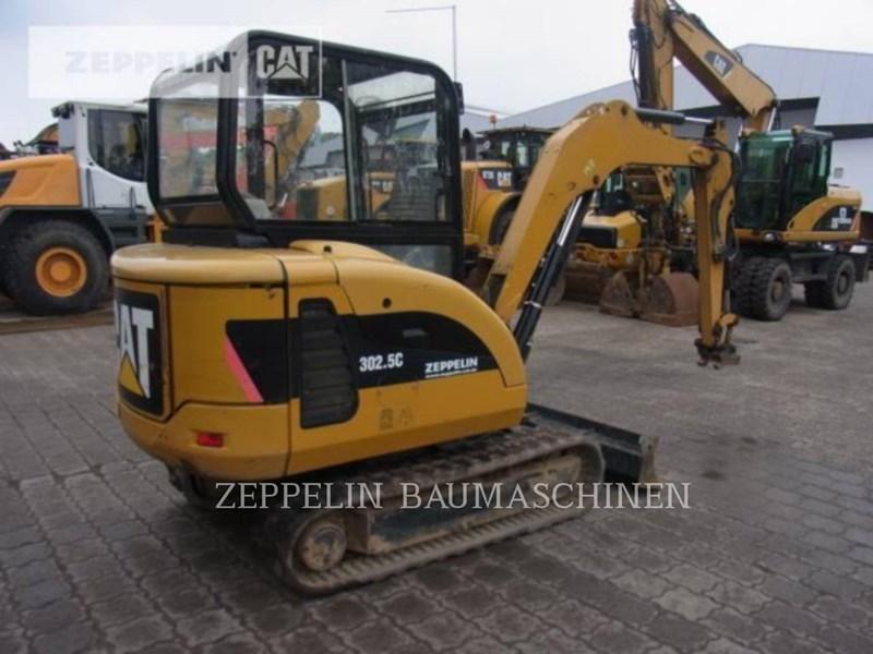 2011 Caterpillar 302.5C Image 2