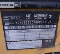 2011 Caterpillar 302.5C Thumbnail 5