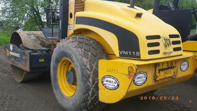 2007 JCB VM115D Image 3