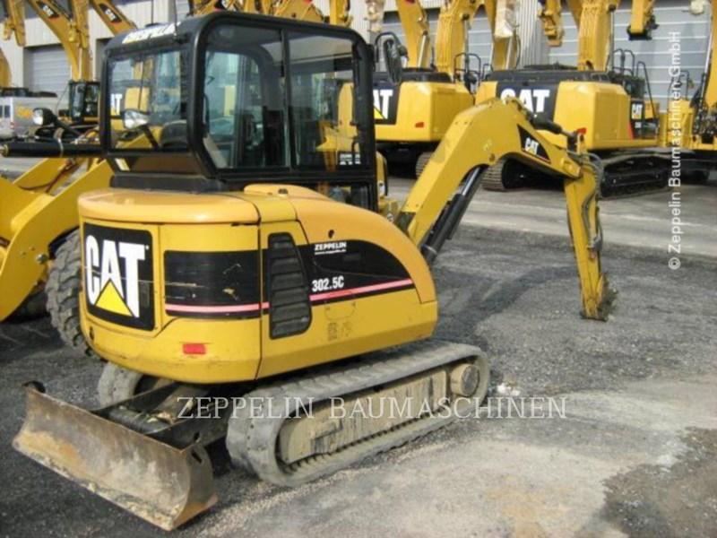 2006 Caterpillar 302.5C Image 1
