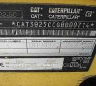 2006 Caterpillar 302.5C Thumbnail 6