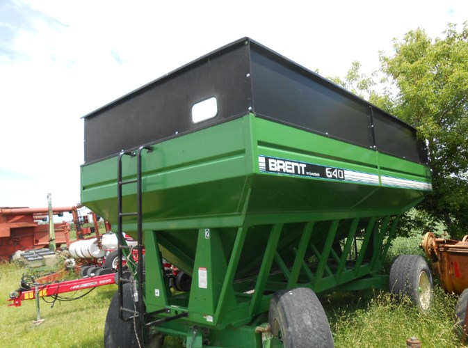Brent 640 Green Wagon For Sale