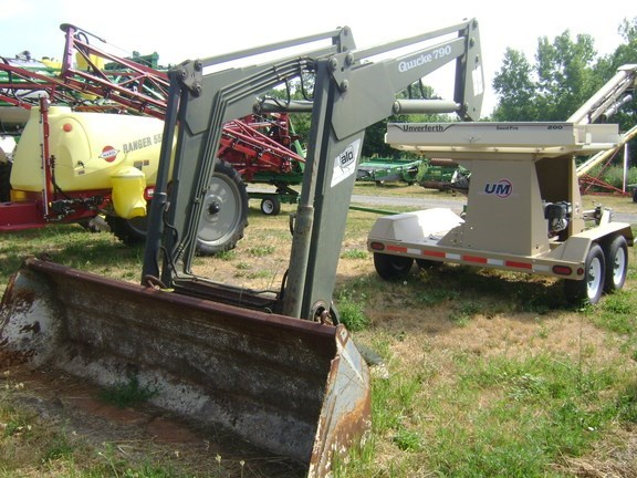 Quicke 790 Front End Loader Attachment For Sale