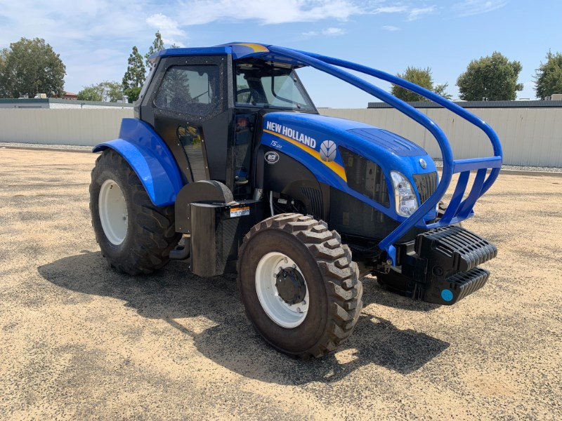 2021 New Holland T5.120DC Tractor For Sale