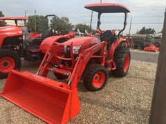 """Tractor For Sale 2021 Kubota Grand L3560 HST - 72"""" Bucket , 35 HP"""