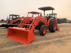 """Tractor For Sale 2021 Kubota L4701 HST - 72"""" Bucket , 47 HP"""