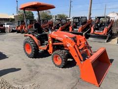 "Tractor For Sale 2021 Kubota B2301HSD - 54"" Bucket , 23 HP"