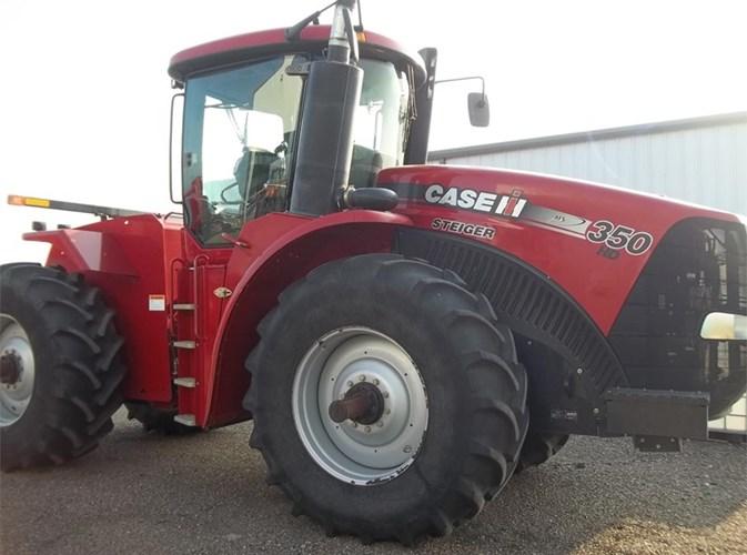 2012 Case IH STEIGER 350 HD Tractor For Sale