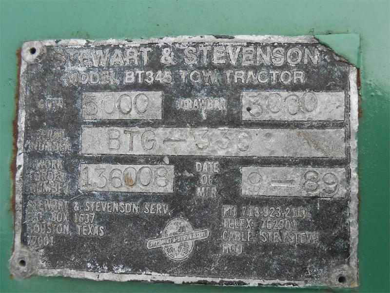 1989 Stewart BT345 Image 9