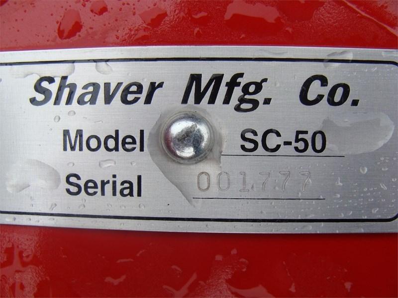 2021 Shaver SC50H Image 4