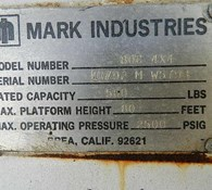 1999 Marklift 80C Thumbnail 5