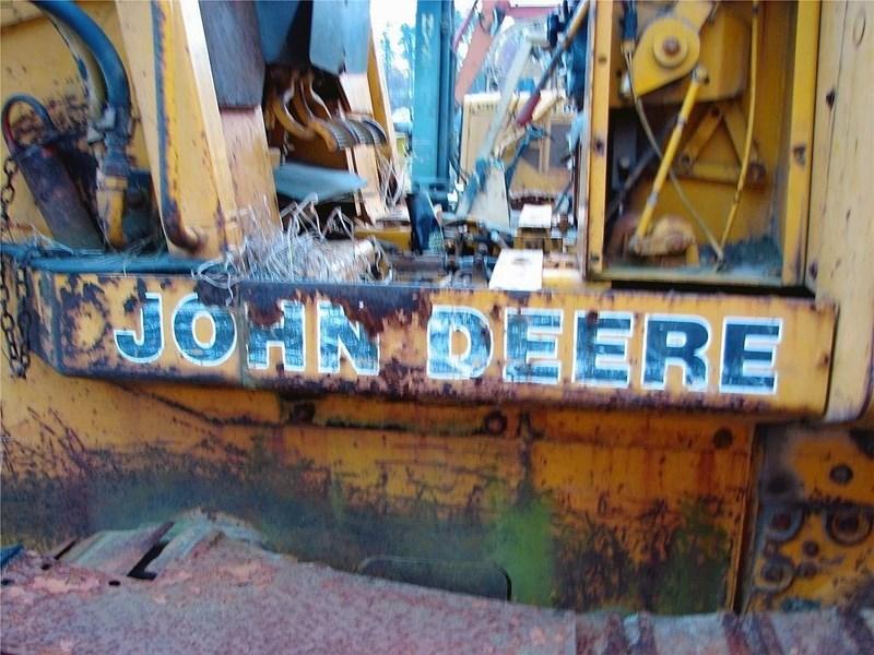 1986 John Deere 655B Image 9
